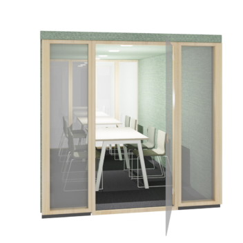 Ply Booth Maxi Green